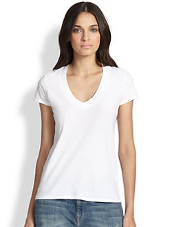 James Perse - V-Neck Tee