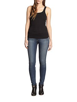 James Perse - Cotton Jersey Tank