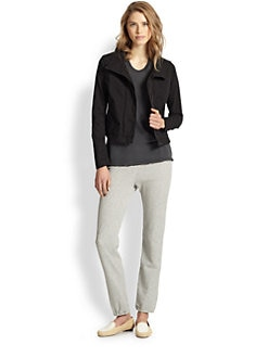 James Perse - Stretch Cotton Jacket