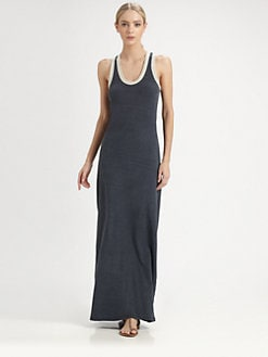 James Perse - Racerback Tank Dress