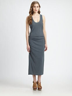 James Perse - Stripe Tank Dress