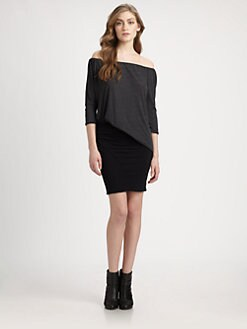 James Perse - Off-The-Shoulder Top