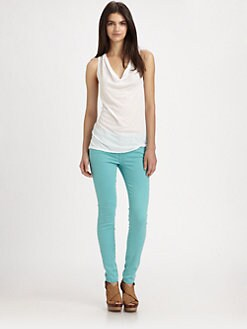 James Perse - Colwneck Tank Top