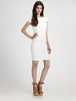 James Perse - Off-The-Shoulder Dress