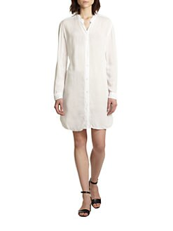 James Perse - Cotton Shirtdress