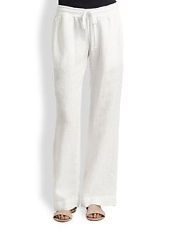 James Perse - Linen Drawstring Pants