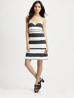 James Perse - Baltic Striped Sundress