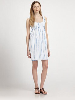 James Perse - Ghost Tie-Dyed Dress