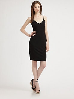 James Perse - V-Neck Cami Dress