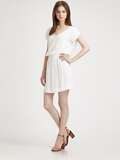 James Perse - Kimono Jersey Dress