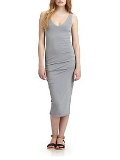 James Perse - Ruched Tank Dress