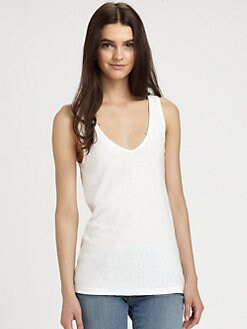 James Perse - Elegant Tank Top