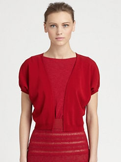 Giambattista Valli - Knit Bolero