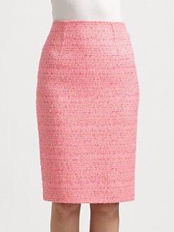 Giambattista Valli - Tweed Skirt