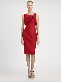 Giambattista Valli - Knot Front Dress