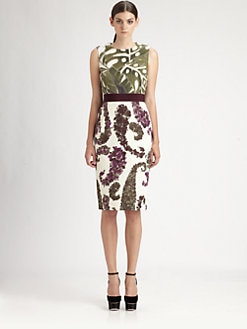 Giambattista Valli - Mixed Media Dress