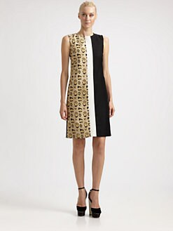 Giambattista Valli - Animal Print Dress