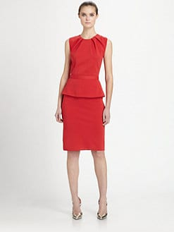 Giambattista Valli - Peplum Dress