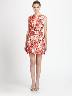 Giambattista Valli - Floral Dress