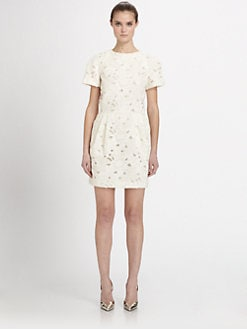 Giambattista Valli - Silk Organza Lace Dress