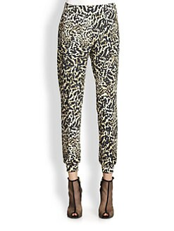 Giambattista Valli - Leopard Jogging Pants