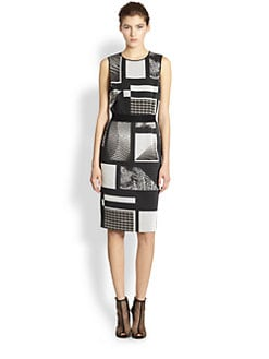 Giambattista Valli - Geometric Dress