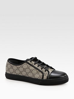 Gucci - California Low-Top Sneakers