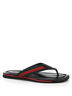 Gucci - Thong Sandals