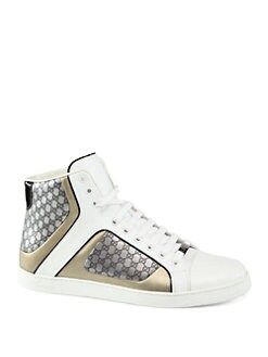 Gucci - Hightop Sneaker