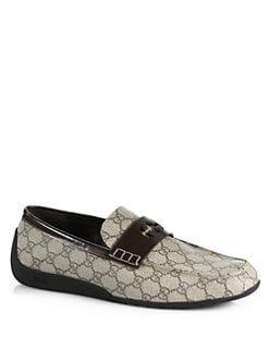 Gucci - GG Loafers