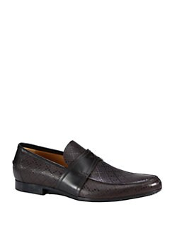 Gucci - Anderson Diamante Loafer