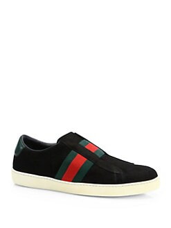 Gucci - Brooklyn Slip-On Sneakers