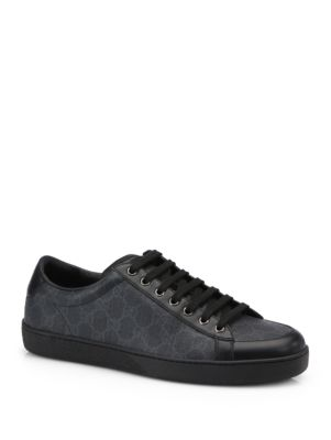 Brooklyn GG Lace-Up Sneakers