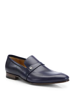 Gucci - Faramir Leather Loafer