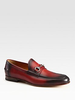 Gucci - Bonnard Horsebit Moccasin