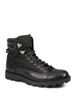 Gucci - Meguro Trek Boot