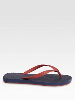Gucci - Bedlam Logo Thong Sandal