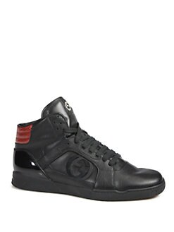 Gucci - Rebound Mid Hi-Top Sneaker