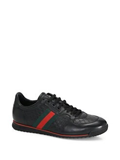Gucci - Low Lace Sneaker