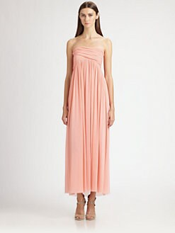 Jean Paul Gaultier - Strapless Maxi Dress