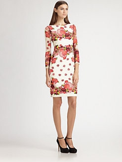 Jean Paul Gaultier - Floral Dress