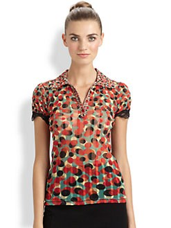 Jean Paul Gaultier - Dot Shirt