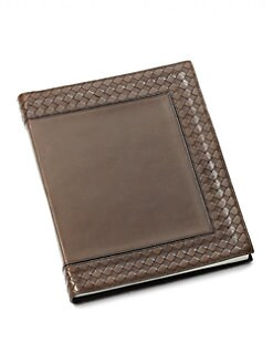 Bottega Veneta - Intrecciato Nappa Notepad
