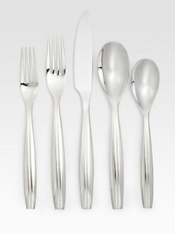 Reed & Barton - Merlot 65-Piece Flatware Service for 12