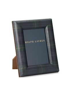Ralph Lauren Home - Bentham Plaid Frame