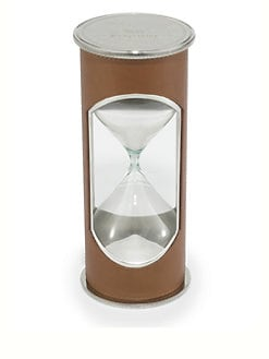 Ralph Lauren Home - Rory Leather Hourglass