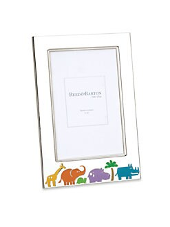 Reed & Barton - Jungle Picture Frame