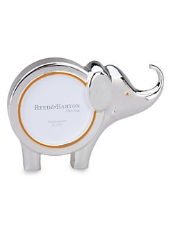 Reed & Barton - Elephant Picture Frame