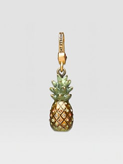 Jay Strongwater - Pineapple Charm