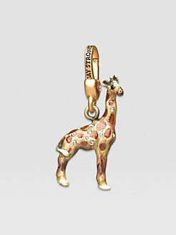 Jay Strongwater - Giraffe Charm